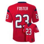 Boys 8-20 Houston Texans Arian Foster NFL Jersey