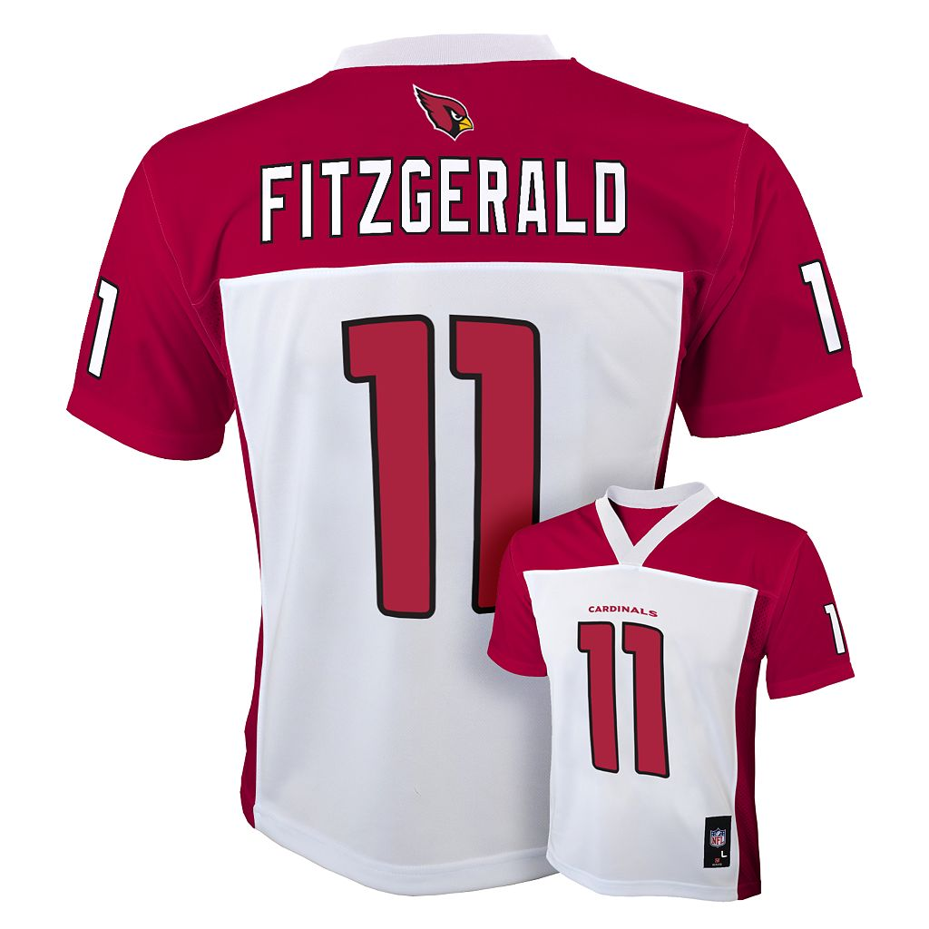 Arizona Cardinals Larry Fitzgerald Jersey - Boys 8-20