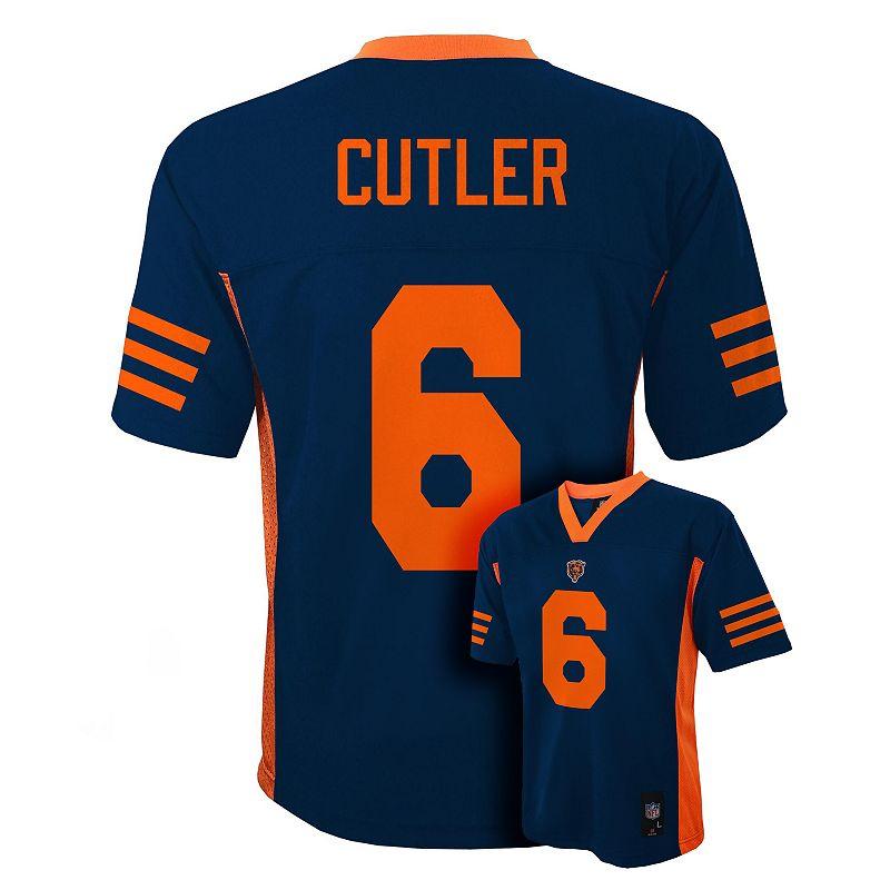 Chicago Bears Jay Cutler Jersey - Boys 8-20