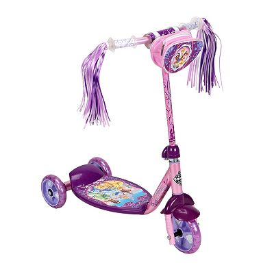 Disney Princess Three-Wheel Scooter by Huffy