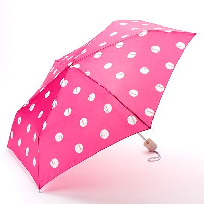 Kohl's Cares ELLE Polka-Dot Umbrella
