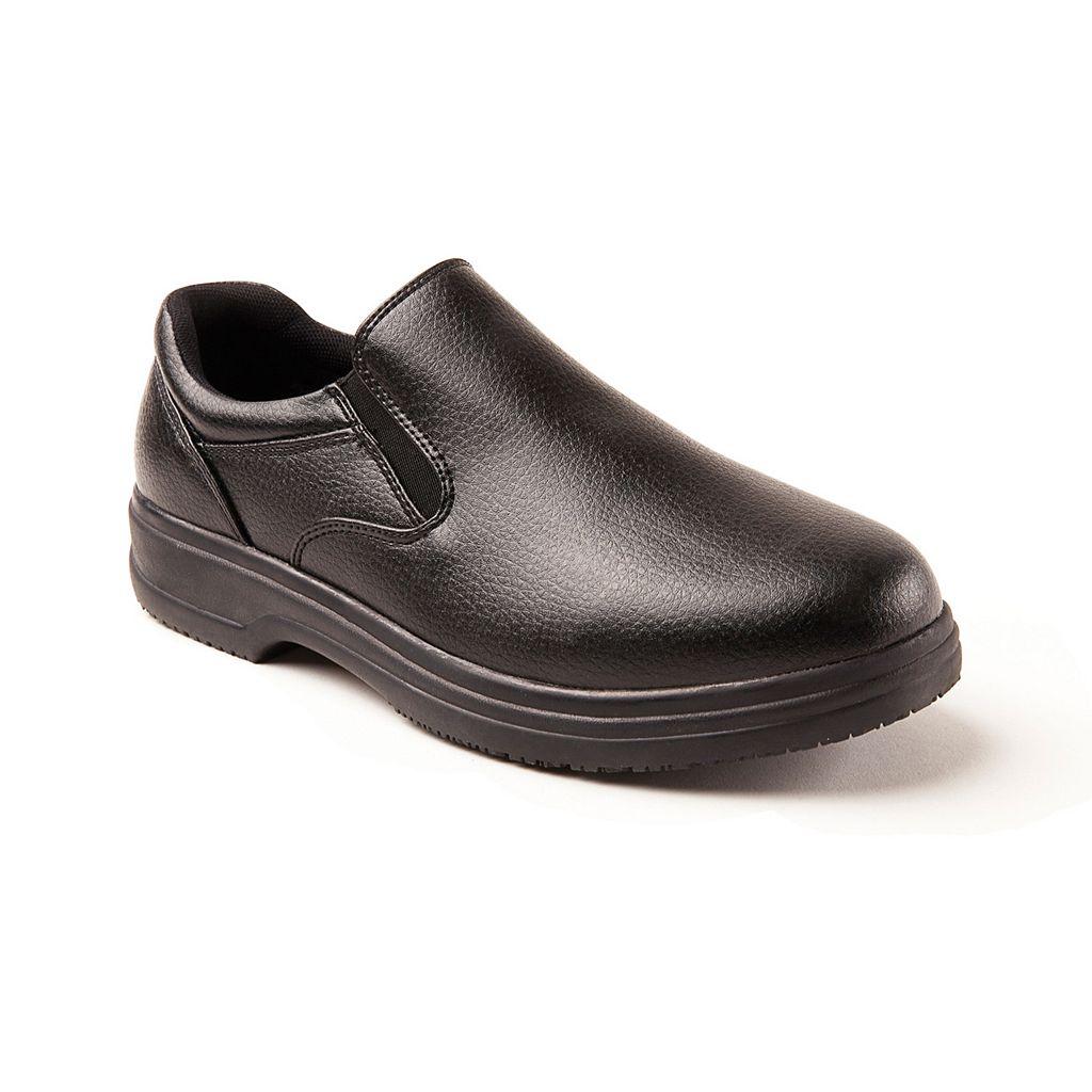 Deer Stags Manager Men's Slip-On Work Shoes