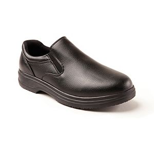 Deer Stags Manager Men's Slip-Resistant Slip-On Work Shoes