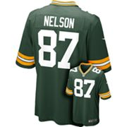 Nike Green Bay Packers Jordy Nelson NFL Jersey - Men