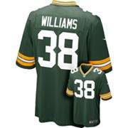 Nike Green Bay Packers Tramon Williams NFL Jersey - Men