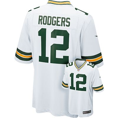 Nike Green Bay Packers Aaron Rodgers NFL Jersey - Men