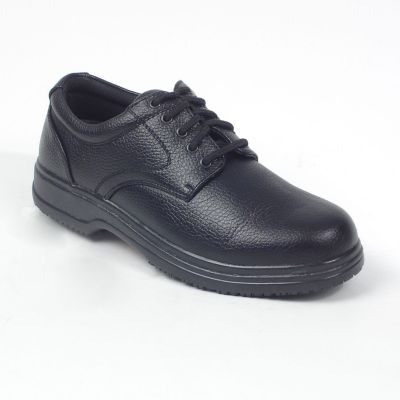 Deer Stags Service Men's Slip-Resistant Oxford Work Shoes