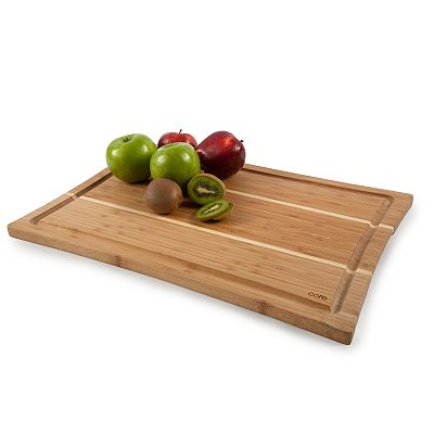Core Bamboo Daffodil Collection Extra Large Cutting Board