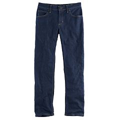 Boys 8-20 & Husky Lee Slim Straight-Leg Jeans