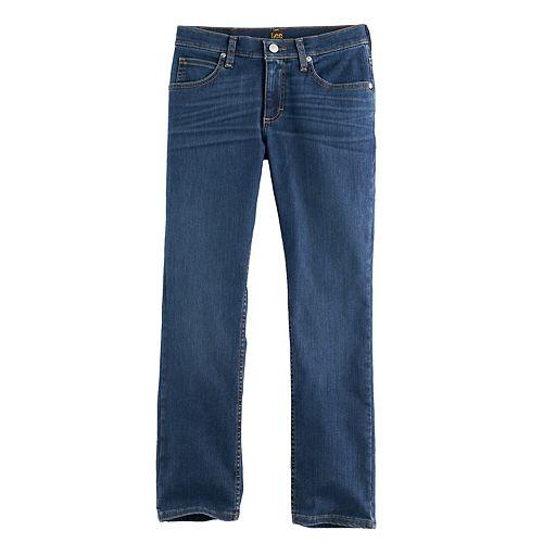 Boys 8-20 & Husky Lee Slim Straight-Leg Jeans