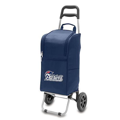 Picnic Time New England Patriots Cart Cooler