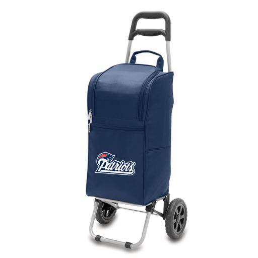 Picnic Time New England Patriots Cart Cooler
