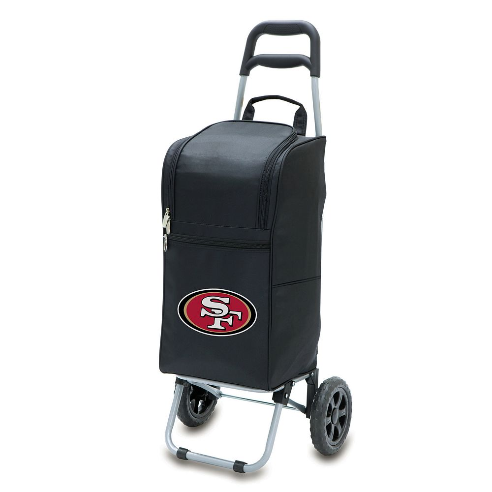 Picnic Time San Francisco 49ers Cart Cooler