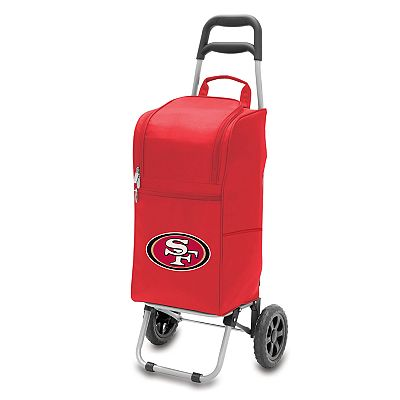 Picnic Time San Francisco 49ers Cart Cooler