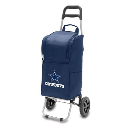 Picnic Time Dallas Cowboys Cart Cooler