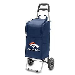 Picnic Time Denver Broncos Cart Cooler