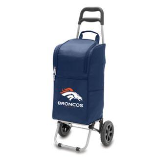 Picnic Time Denver Broncos Cart Cooler