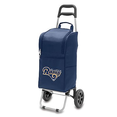 Picnic Time St. Louis Rams Cart Cooler