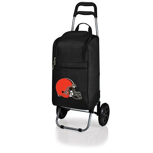 Picnic Time Cleveland Browns Cart Cooler