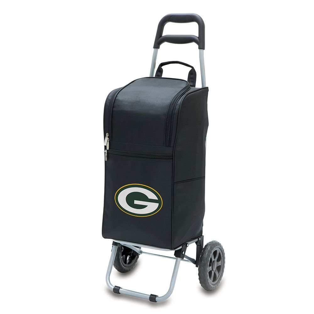 Picnic Time Green Bay Packers Cart Cooler