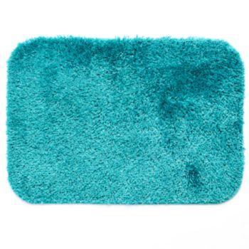 Popular Bath Amp Wash 100 Cotton Sparkly Bath Mat Set  Teal