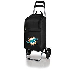 Picnic Time Miami Dolphins Cart Cooler