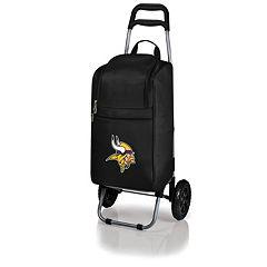 Picnic Time Minnesota Vikings Cart Cooler