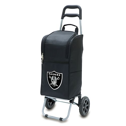 Picnic Time Oakland Raiders Cart Cooler