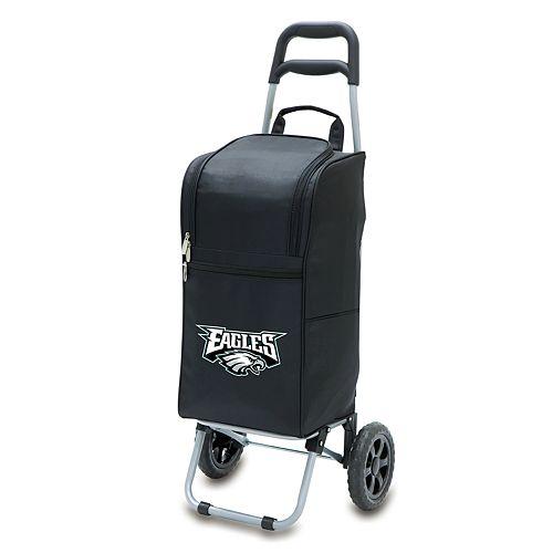 Picnic Time Philadelphia Eagles Cart Cooler