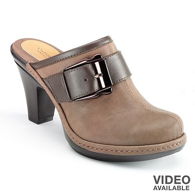 Croft and Barrow sole (sense)ability Mules - Women