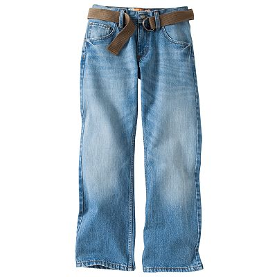 Lee Relaxed Bootcut Jeans - Boys 8-20