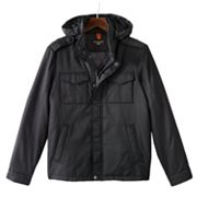 Dockers Hooded Utility Jacket - Men