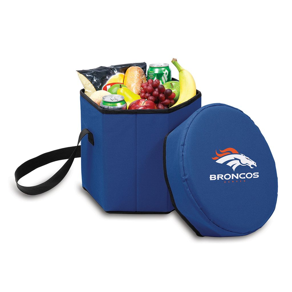 Picnic Time Denver Broncos Bongo Cooler