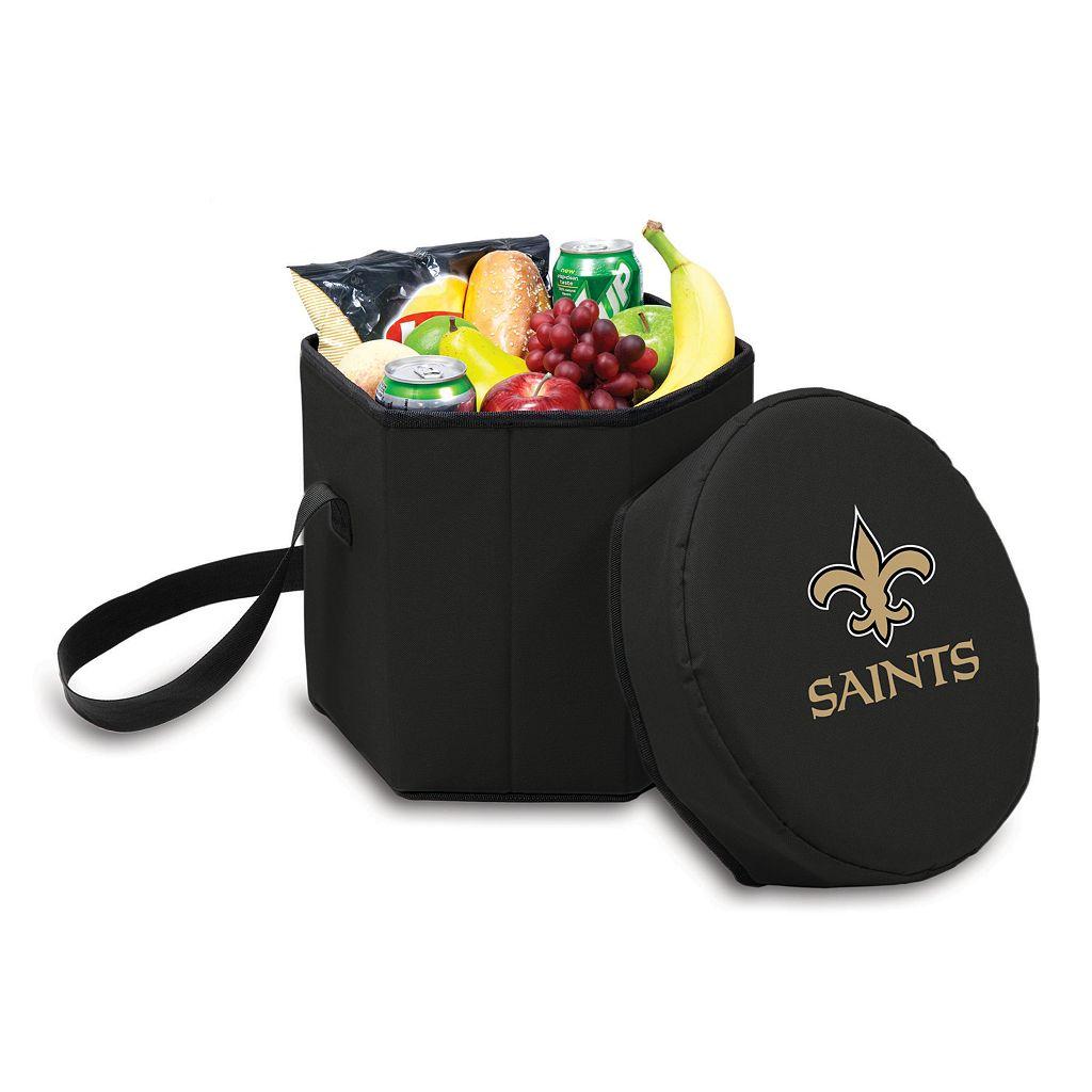 Picnic Time New Orleans Saints Bongo Cooler