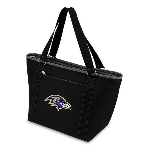 Picnic Time Baltimore Ravens Topanga Cooler