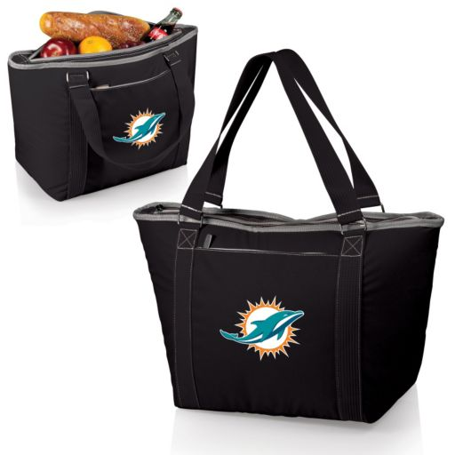 Picnic Time Miami Dolphins Topanga Cooler