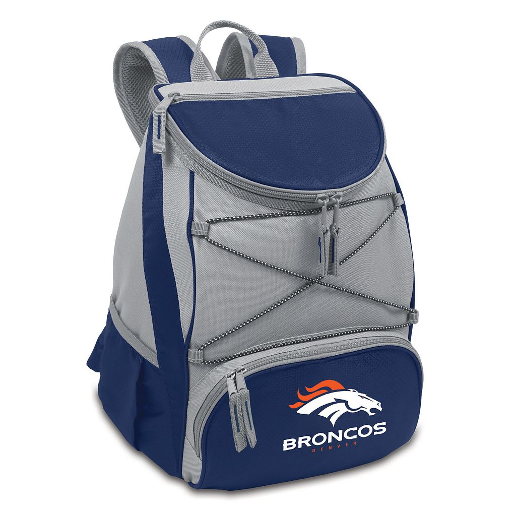 Picnic Time Denver Broncos PTX Backpack Cooler