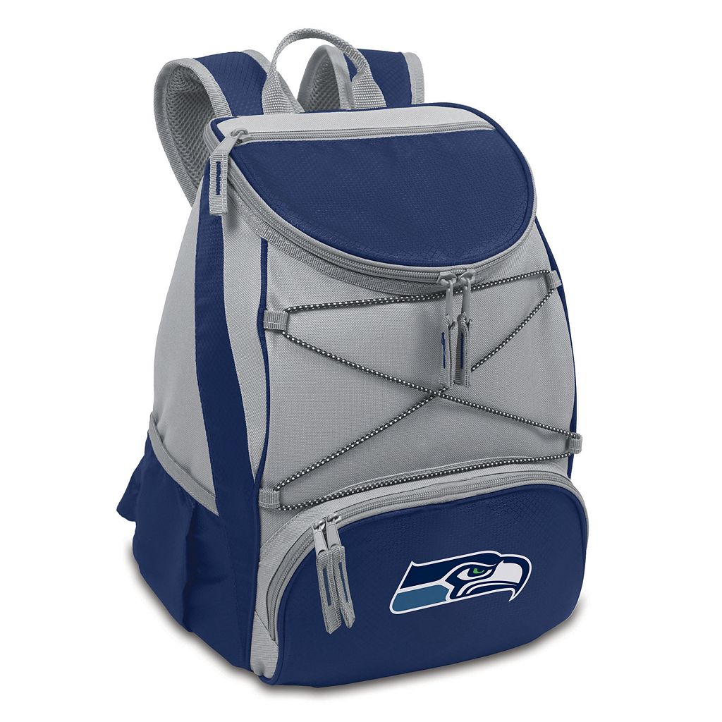 Picnic Time Seattle Seahawks PTX Backpack Cooler