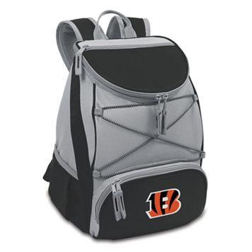 Picnic Time Cincinnati Bengals PTX Backpack Cooler