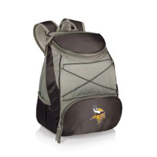 Picnic Time Minnesota Vikings PTX Backpack Cooler