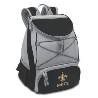 Picnic Time New Orleans Saints PTX Backpack Cooler