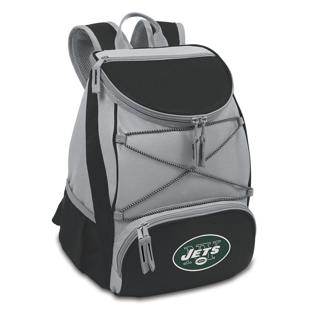 Picnic Time New York Jets PTX Backpack Cooler