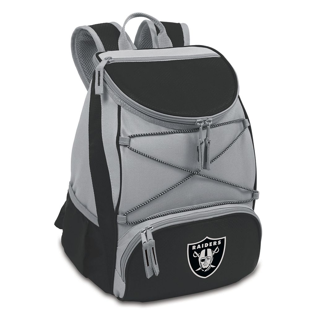 Picnic Time Oakland Raiders PTX Backpack Cooler