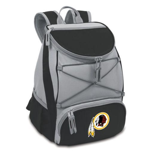 Picnic Time Washington Redskins PTX Backpack Cooler