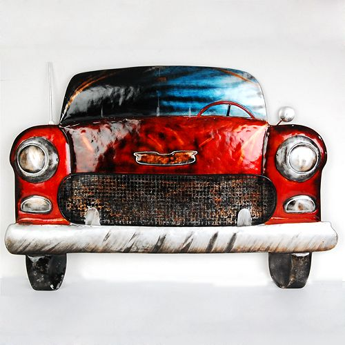 Metro Design USA Classic Car Wall Decor