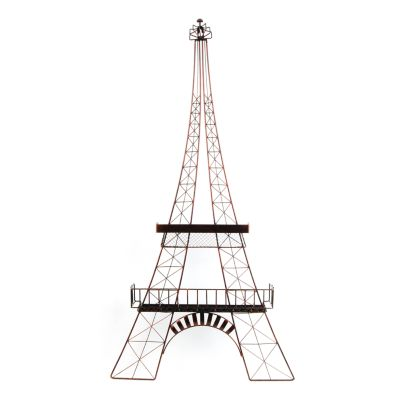 Metro Design USA Decorative Eiffel Tower Wall Decor