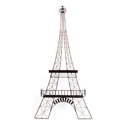 Metro Design USA Decorative Eiffel Tower Wall Decor