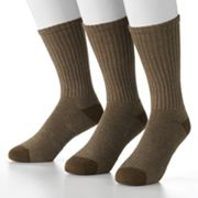 Jockey 3-pk. Crossover Crew Performance Socks