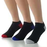 Jockey Staycool 3-pk. No-Show Performance Socks