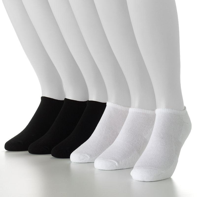 Jockey 6-pk. Staycool No-Show Performance Socks - Men